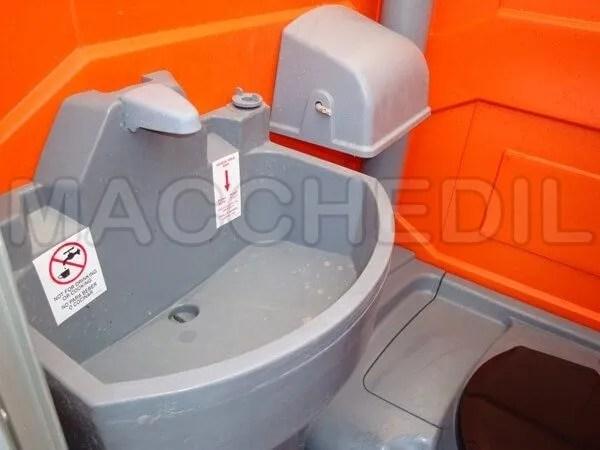 Bagno Wc Chimico da cantiere Speedy Pee  Macchedilcom