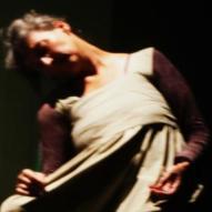 Notturno Germanico/ performance/ RossellaViti/ ph attilio faroppa