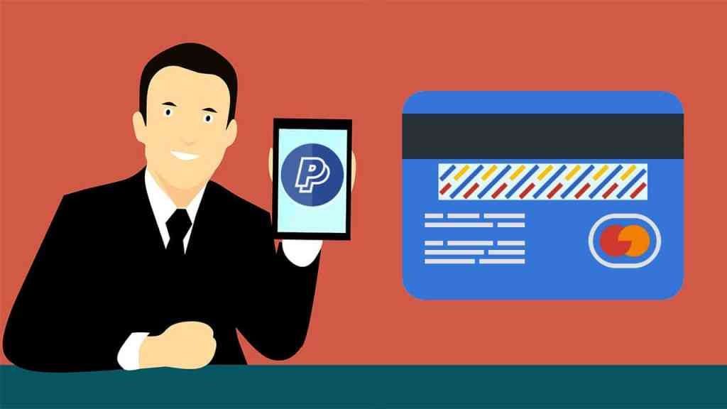 Linking a Debit or Credit Card to your paypal account