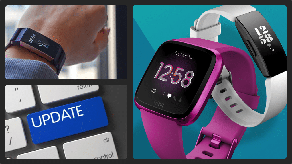 Updating your Fitbit Firmware