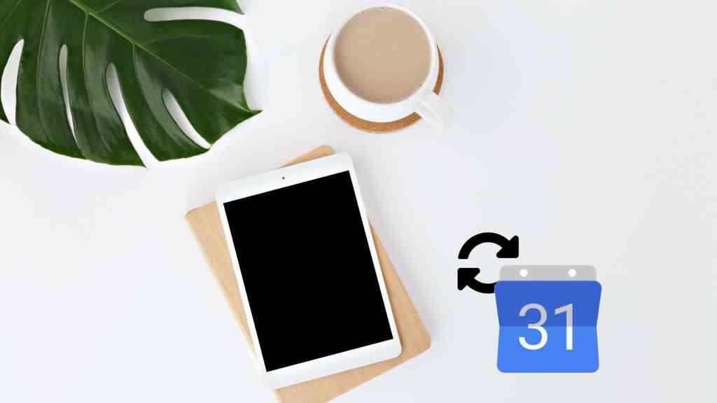 cropped Google Calendar iPhone cover