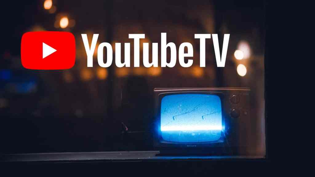 cropped Youtube TV cancellation cover