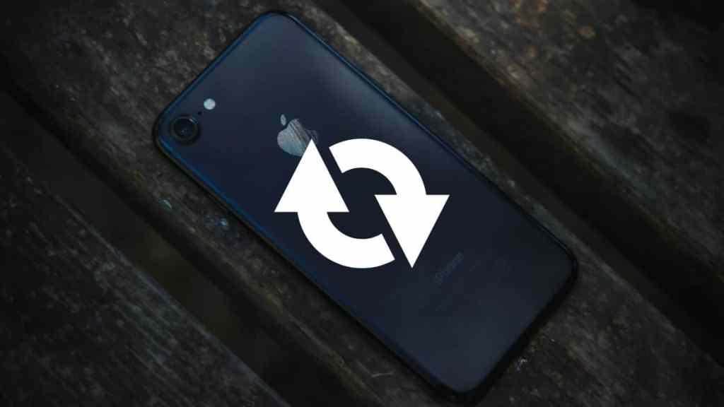 Reset iPhone 7