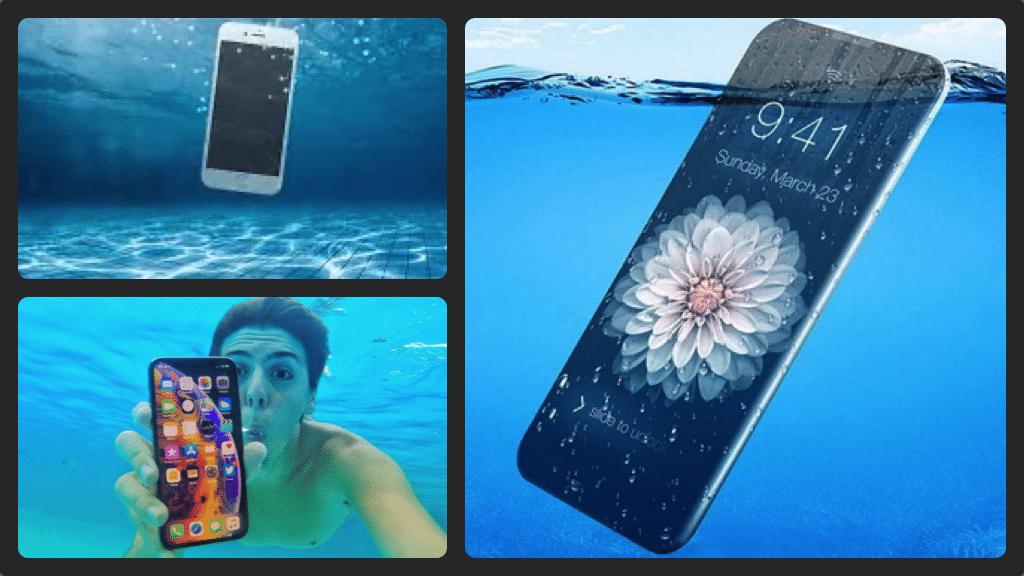 Waterproof iPhone Models