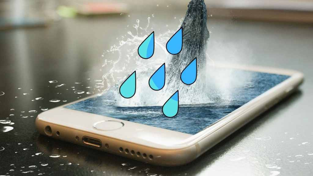 Which iPhones are Water
