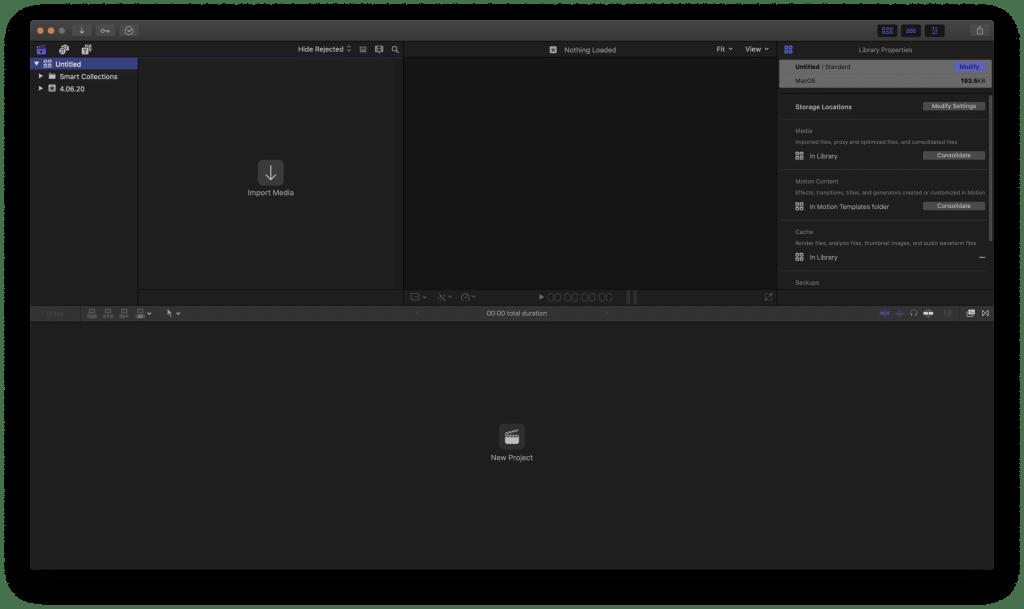 Download Final Cut Pro 14.4.8 Full Version