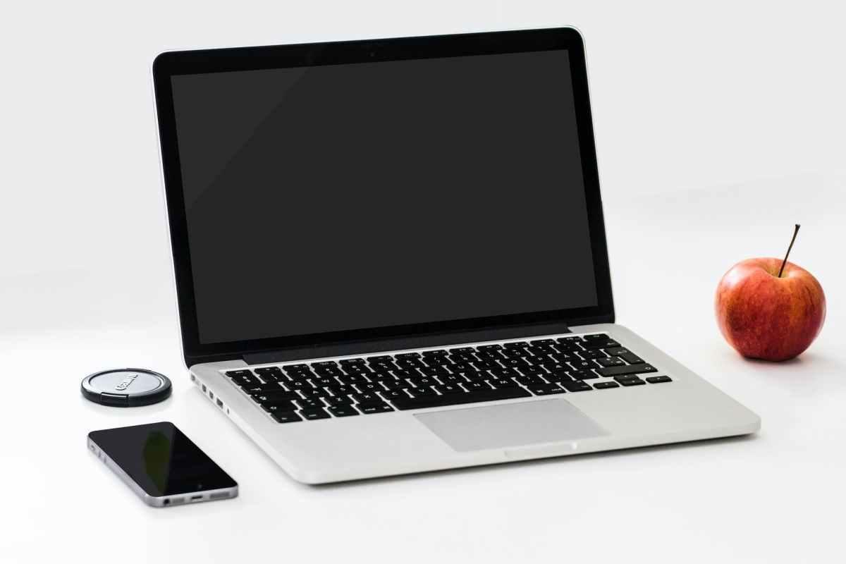laptop macbook pro office computer