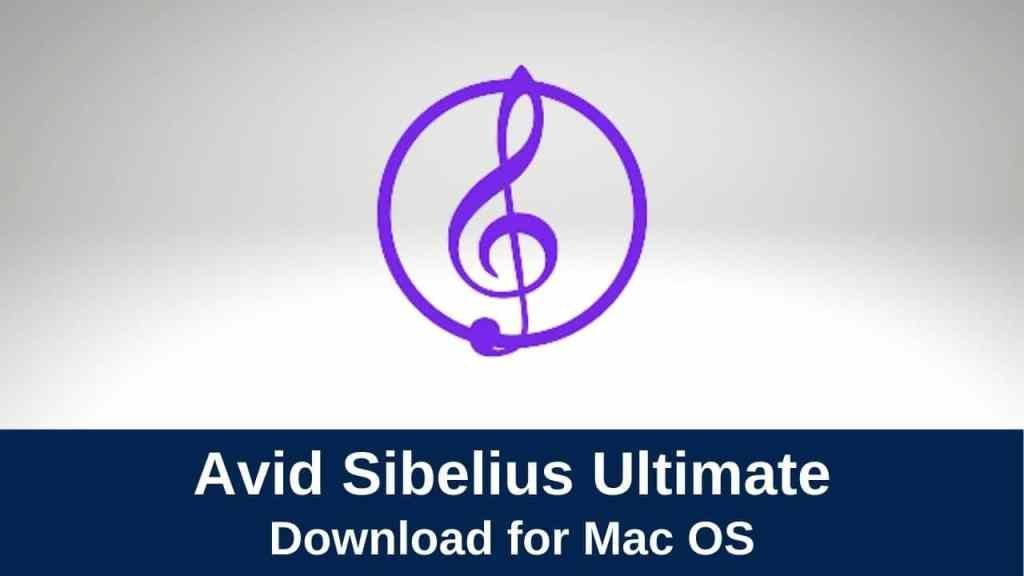 download avid sibelius