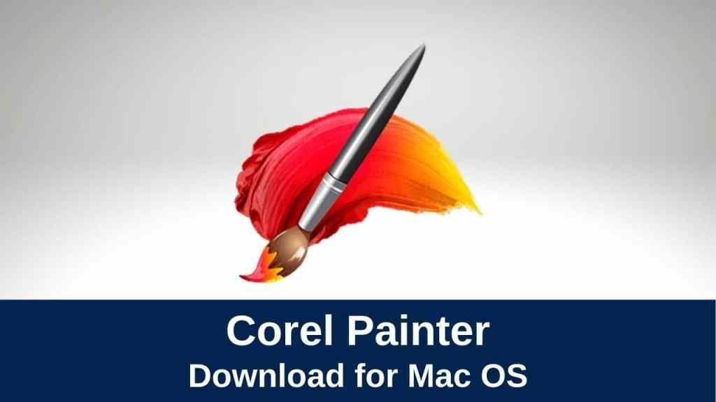 download corel painter