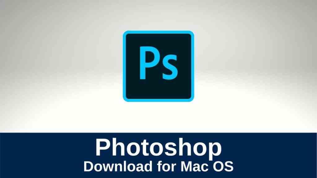 Photoshop mac Download