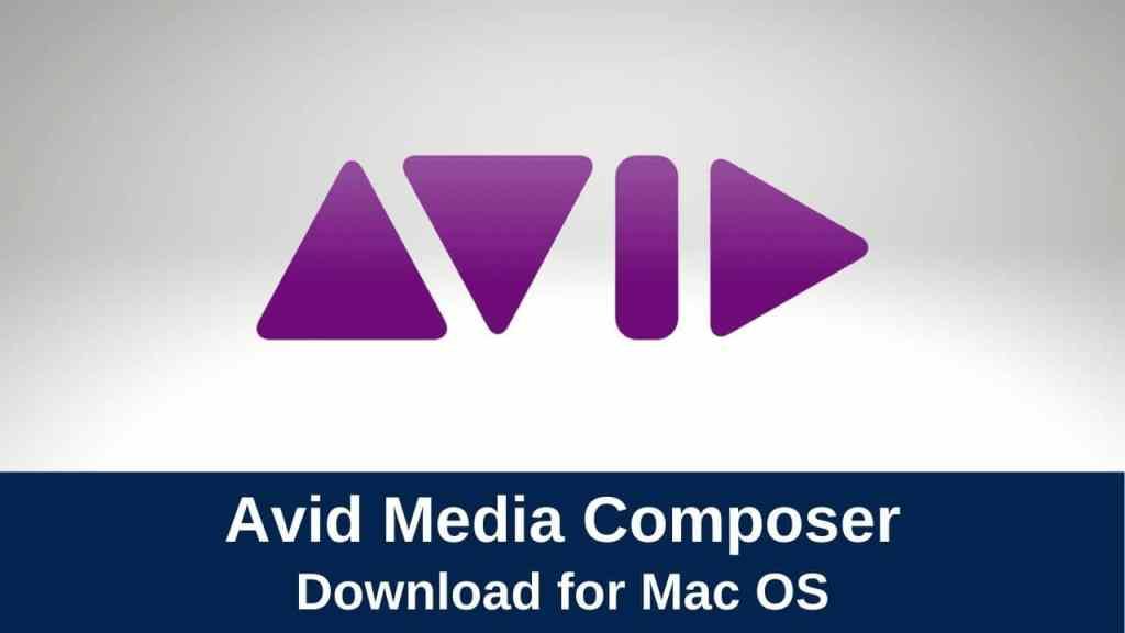 download avid media composer
