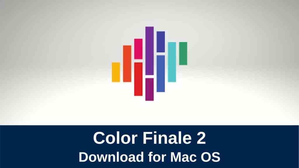 download color finale pro