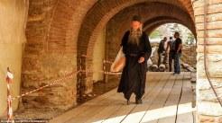 Σκηνές από την καθημερινή ζωή των μοναχών