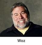 Steven Woz Wozniak