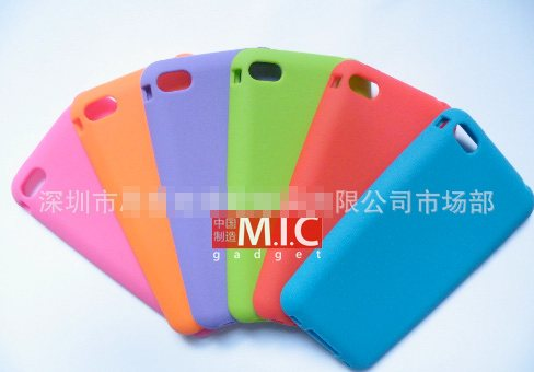 Purported iPhone 5 cases