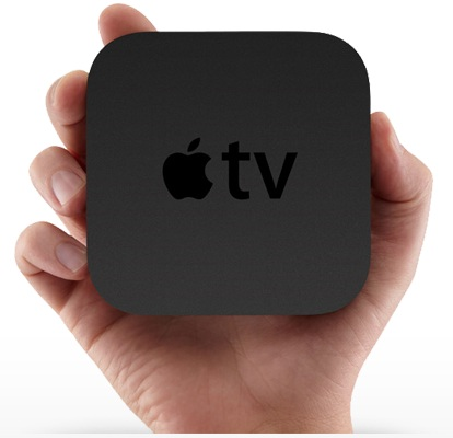 The new 1080p Apple TV