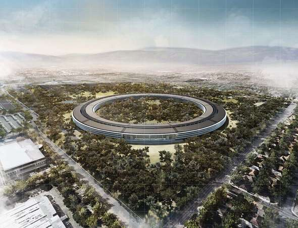 The Colossal Distraction™ — Cupertino, CA