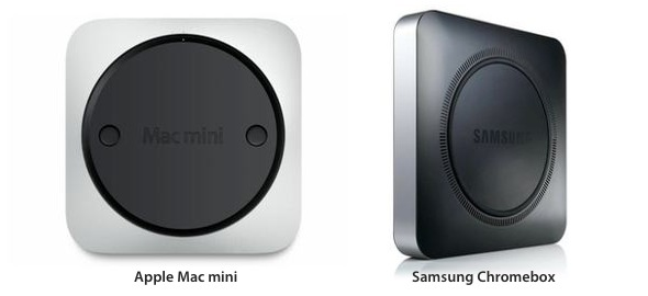 Samsung's Mac mini ripoff