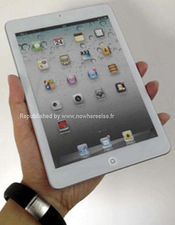 iPad mini mockup