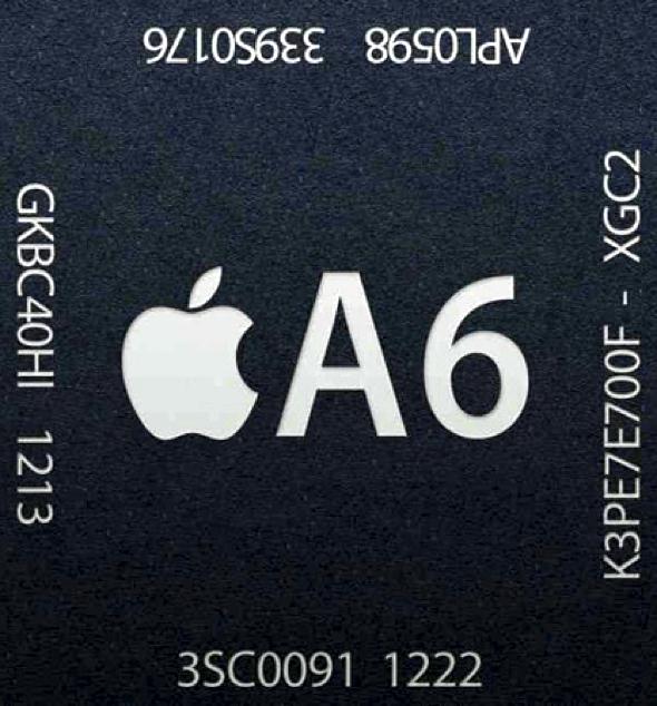 Apple A6 processor