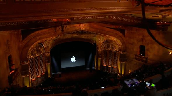 Apple special event - October 23, 2012