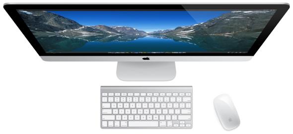 Apple's all-new iMac (8th gen)