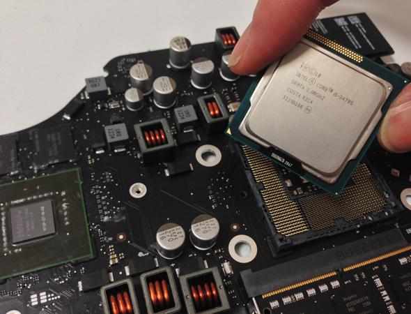 21.5-inch iMac motherboard