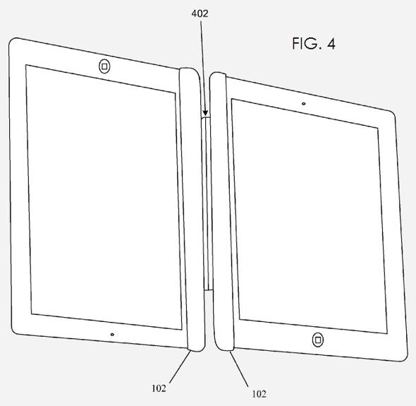 Apple patent application reveals advanced iPad magnetics