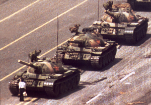 The Tiananmen Square/June Fourth Incident, 1989