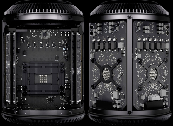 Apple's revolutionary Mac Pro