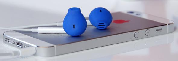 EarSkinz ES2 for Apple EarPods (US$10.95)