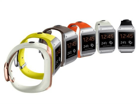 Samsung's Galaxy Gear watch accessory