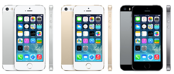 Apple's revolutionary 64-bit iPhone 5s