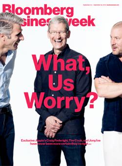 Businessweek cover