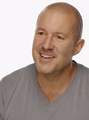Jonathan Ive, Apple Chief Design Officer