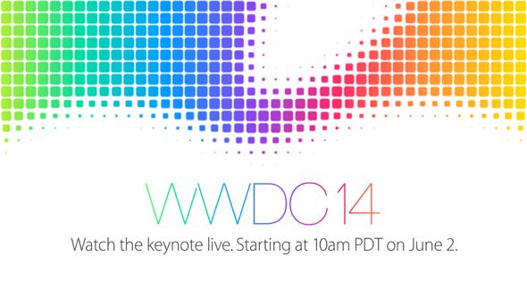 WWDC 2014 webcast