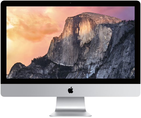 Apple's stunning 27-inch iMac with Retina 5K Display