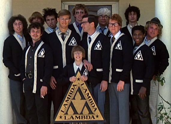 Lambda Lambda Lambda, Tri-Lambs, Booger