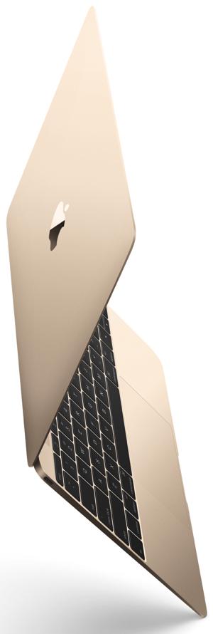 ARM-powered Macs coming. Image: Apple's MacBook