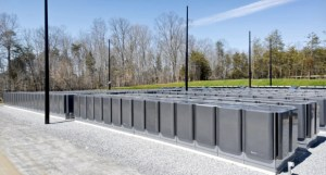 Apple's green data center features 10 megawatts worth of gas-powered fuel cells. (Photo: Apple Inc.)