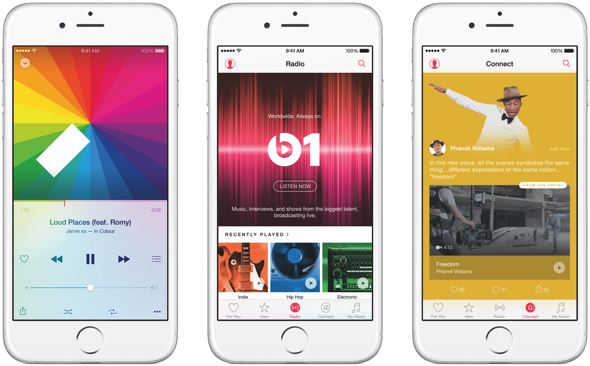 Apple Music launches June 30th