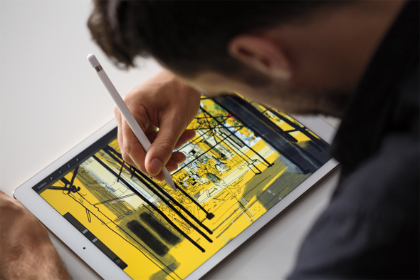 Apple's all-new iPad Pro and Apple Pencil