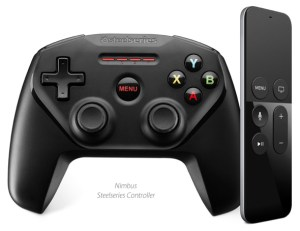 Nimbus SteelSeries Controller for Apple TV