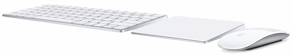 Apple's all-new Magic Keyboard, Magic Trackpad 2, and Magic Mouse 2