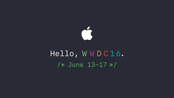 WWDC 2016 Invitation