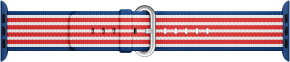 Apple's USA-themed Olypmic Apple Watch Band