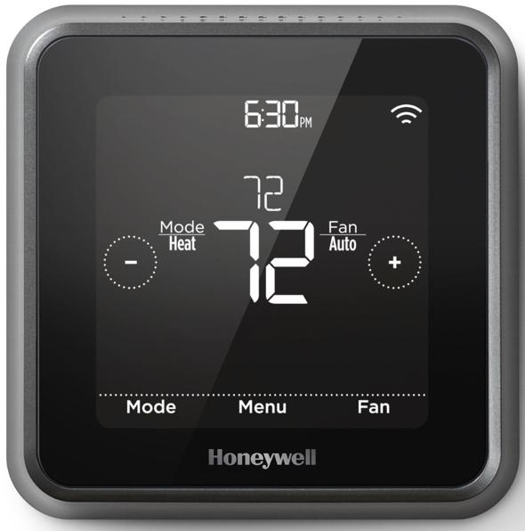 Honeywell's Apple HomeKit-compatible Lyric T5 Wi-Fi Thermostat