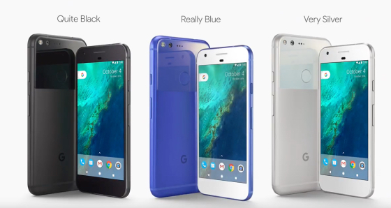 Google's slow iPhone wannabes Pixel and Pixel XL