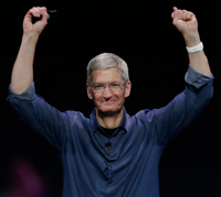 Apple's Tim Cook, operations genius