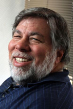 Apple co-founder Steve Wozniak (photo: Jonathan Alcorn)